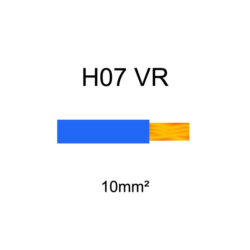 Fil électrique H07VR cuivre rigide | 6mm² à 120mm²