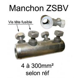 Manchon de raccordement ZSBV