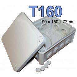 boite électrique rectangulaire modèle T160
