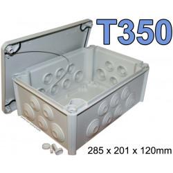 boite électrique rectangulaire modèle T350