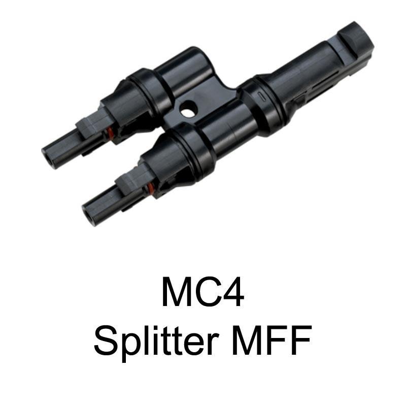 Connecteur solaire MC4 4-6mm²