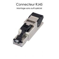 Connecteur RJ45 (montage...