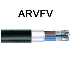 Câble aluminium armé U 1000...