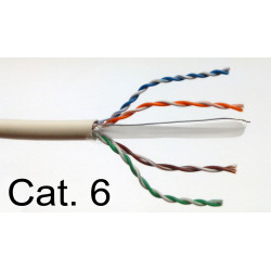 Câble Ethernet Catégorie 6...