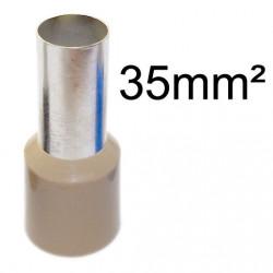 embout de câblage 35mm²
