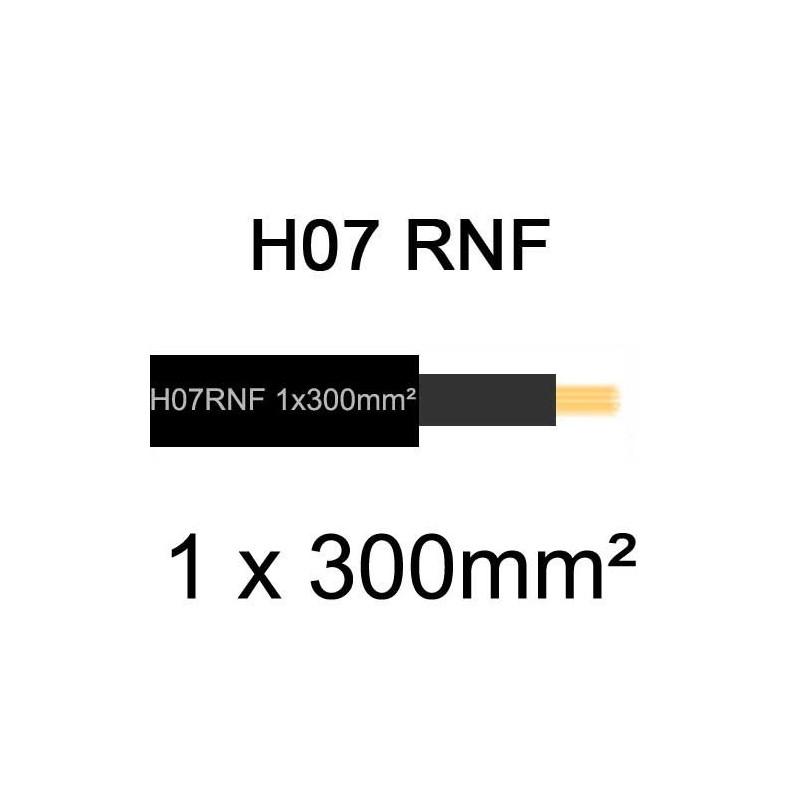 Câble électrique H07RNF cuivre souple | 1 à 300mm²
